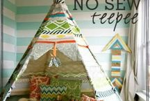 Kid's Room Ideas / for a toddler