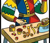 Tarot 1 The Magician