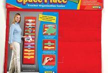 Storage for teaching ideas