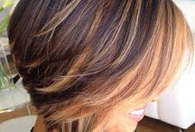 Hair highlights NB