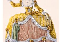 XVIII grande robe