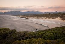 Walker Bay, South Africa / Originally gaining popularity as a picturesque holiday destination and angler's paradise, today Walker Bay is world famous for being one of the best places in the world to do land-based whale watching. / by Grootbos Private Nature Reserve