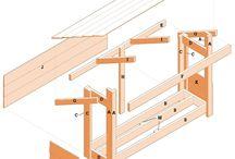 tejados madera