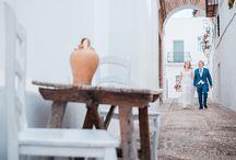 Boda en Vejer de la frontera / Realizar una boda en uno de los pueblos más bonitos de España es una oportunidad que no se puede rechazar.
