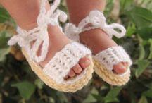 Zapatos de chicas