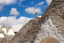 Puglia / The beautiful region of Puglia offers baroque towns, white stoned venues, acres of olive groves, sandy white beaches and a crystalline sea - the perfect setting for memorable weddings.