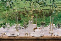 A Romantic English Wedding