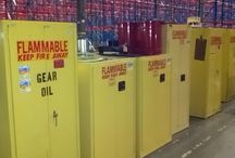 Used Cabinets / Used Flammable, Blueprint, and Small Parts Cabinets