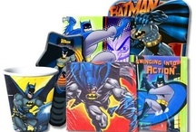 Batman Birthday Party Ideas, Decorations, and Supplies / Batman Party Supplies from www.HardToFindPartySupplies.com, where we specialize in rare, discontinued, and hard to find party supplies. We also carry several of the more recent party lines.  / by Hard To Find Party Supplies