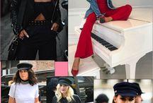 Inspirações de moda