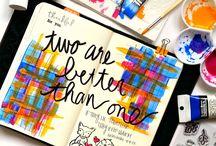 Faith Art Journal / by Michelle Chitty