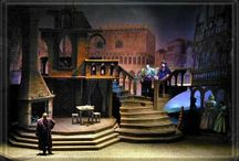 Scene Design: Unit Set Designs / by Randy Lewandowski
