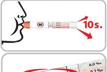 disposable breathalyser Test & Drive
