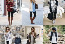 Autumn clothing ideas