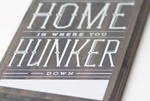 Home Decor / Favorite finds for the home.