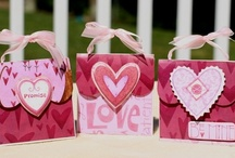 Valentine's Day / Visit us at http://www.acherryontop.com/ / by A Cherry On Top Crafts