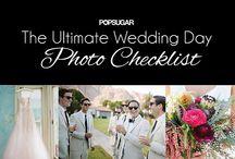 Wedding ideas / Our wedding