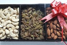 Dry fruits wooden case