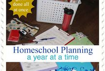 Homeschool / by Alicia McMain