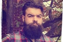 Men and the Beards that love them / by Leasha Scott