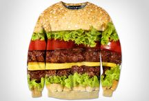 anything as burger / I do not eat meat, still I enjoy eating burgers. Vegetarian and vegan burger can taste fantastic! Write me for recipes..