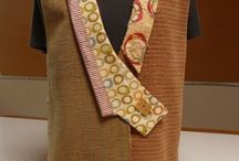 fiber: up cycle ties / by Leigh Lindahl
