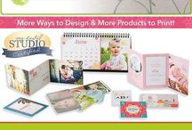 My Digital Studio / Scrapbook pages, cards, home decor made using My Digital Studio, MDS, from Stampin' Up!  FYI My blog, facebook, and other banners were all created with MDS