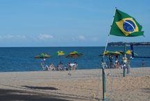 PRAIA DE TAMBAÚ / Vista da Praia de Tambaú - João Pessoa-PB - Brasil