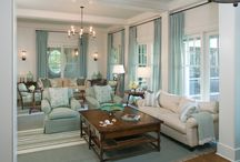 Living Areas / by Judy Henriques-Evans