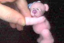 micro crochet
