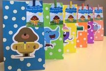 hey duggee party