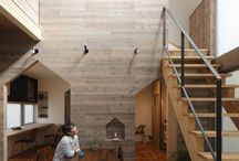 Home inspiration / Home architecture and interior design to inspire and create wonder