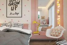 Diseño de cuartos
