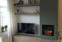 tv/fire place units/areas