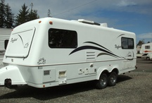 Deciding Which Fiberglass Travel Trailer is HARD / In 2017, I'm going to purchase a travel trailer and hit the road fulltime. There are so many choices!