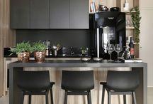 interiores: cozinhas