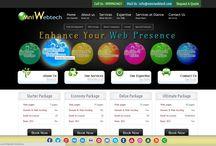 Omni Webtech / Website Designing , Best Website Designing Company, Web Application, Multi-color themes, Free Hosting, Free Website Template, Responsive Website, Web Design India,Website Development Company | Omni Webtech