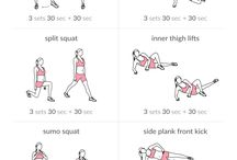Exercise / Exercise tips / by Christie Clerc