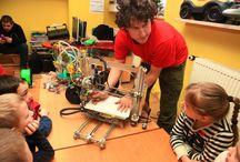 Druk 3D / Druk 3D Warsztaty Fundacji Na Dobre