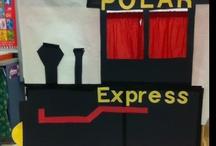 Polar Express / by Keva Turner