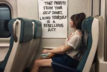 i like :: body positivity / by Katrin Silberkopf