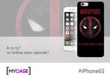 iPhone 6S / Nech se inspirovat originálními kryty na iPhone 6S!  Začni tvořit na www.mycase.cz