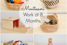 montessori small child