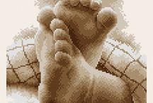 Vervaco Baby feet