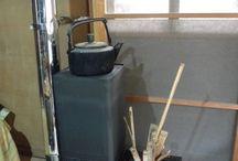 Tüzelő berendezések / Heating equipments