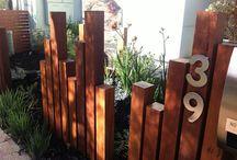 Front garden design