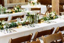 Barn wedding/Wesele w stodole