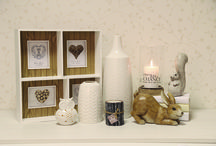 Natural / An earthy colour palette and natural materials like wood and stone make up our Natural collection.