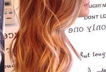 couleur rousse