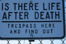 Funny Signs / Not just any old signs, but really cool signs that are as funny as they are cool! / by Herb Firestone